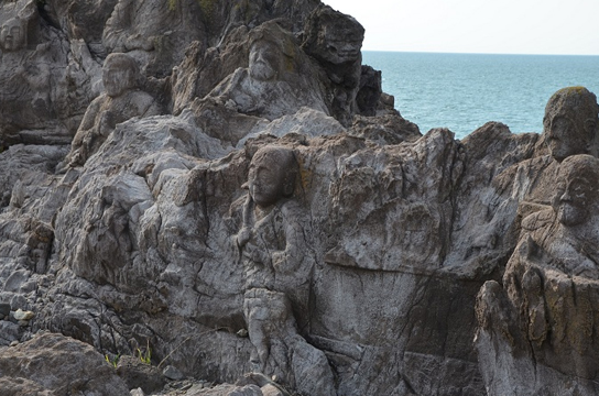 The Japanese ' Rushmore ' Nearby Individuals